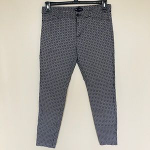 Gap Ankle Slim City Pant, Size 6R